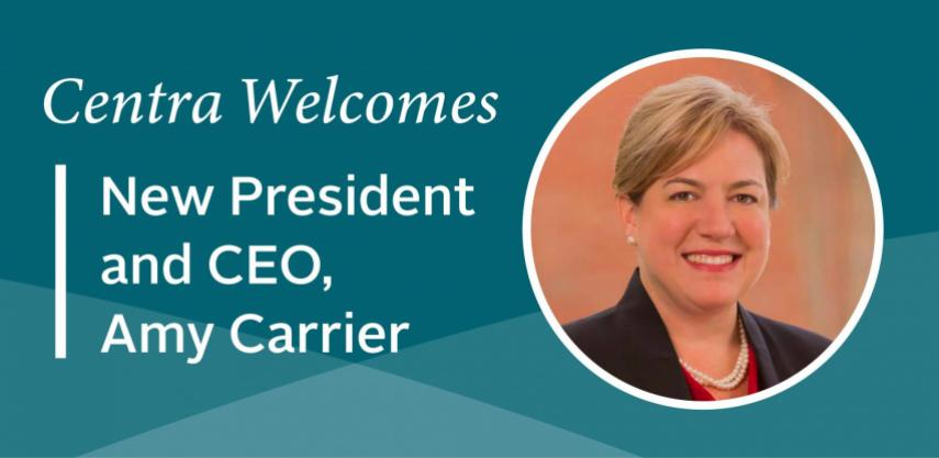 New President and CEO