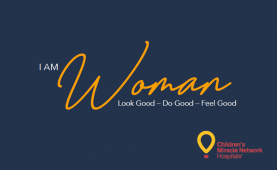 I Am Woman 5K Run & Walk Logo
