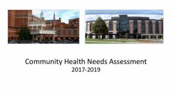 Community Health Needs Assessment Part 1